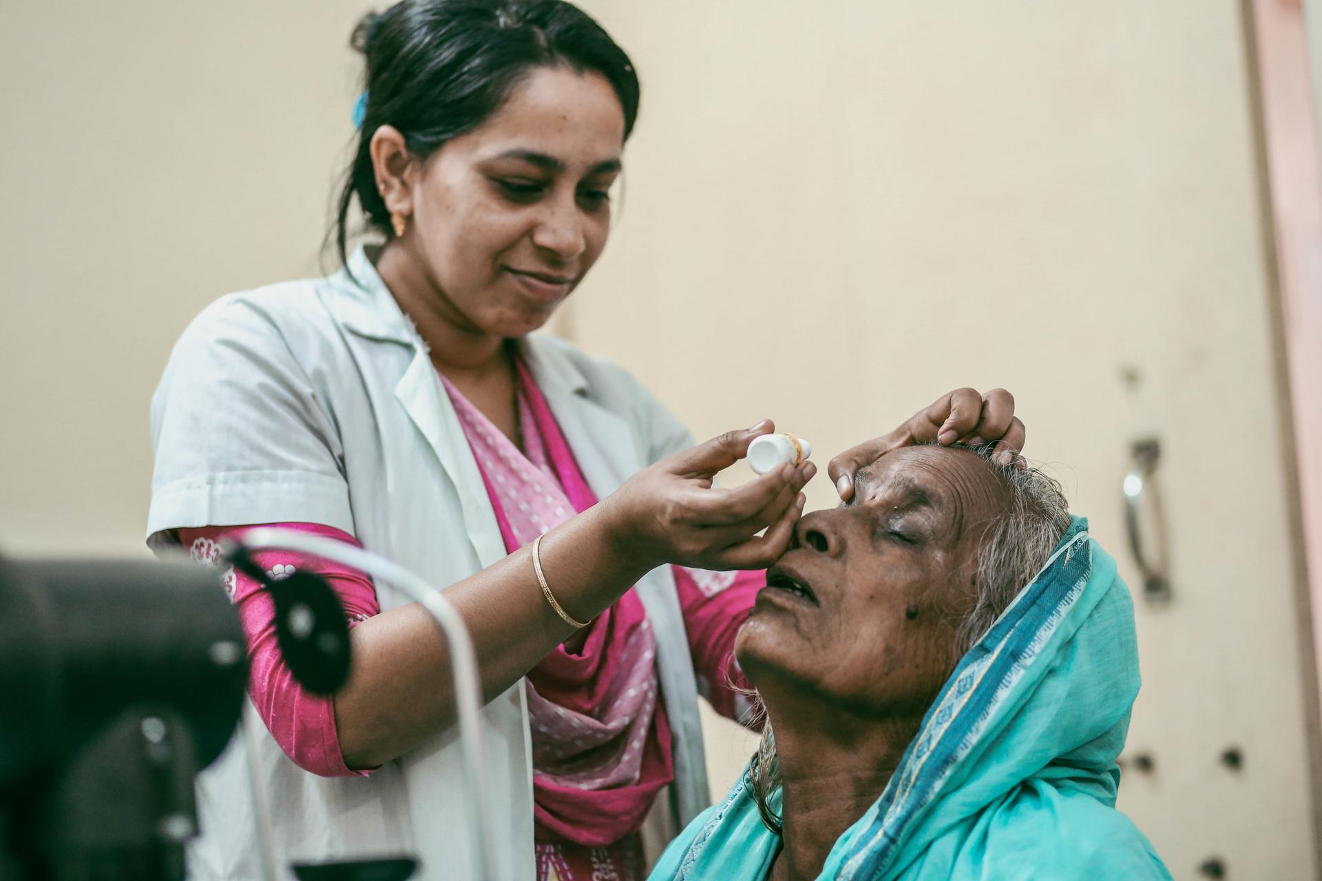 Marium Eye Hospital, Rangpur